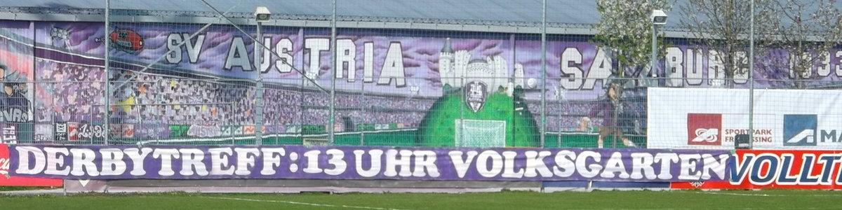 Salzburger Austria hadert gegen Hallein mit Schiedsrichterleistung!
