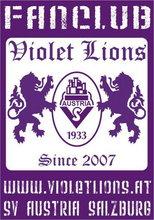 Violet Lions Aufkleber